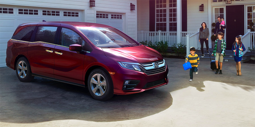 Take a trip in the 2018 honda odyssey garber honda in for Honda carland service