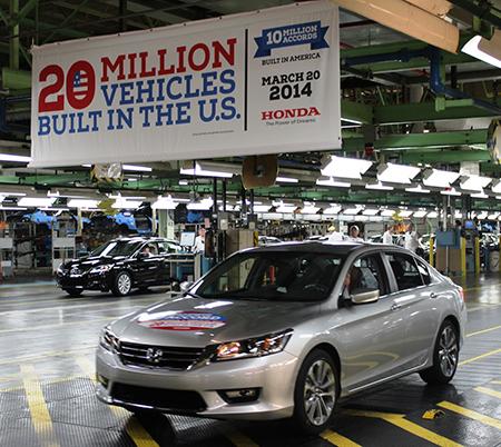 20 Million Hondas