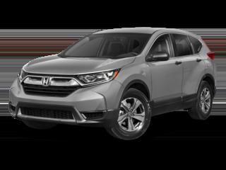 2018 Honda CR-V LX for 1.9% APR