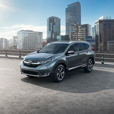 2018 Honda CR-V for 1.9% APR