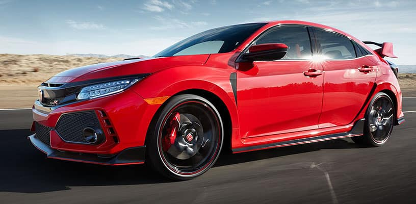 The Leading Technology Website Digital Trends Named Honda Civic Type R Best Car Of 2017 And Its Not Hard To See Why