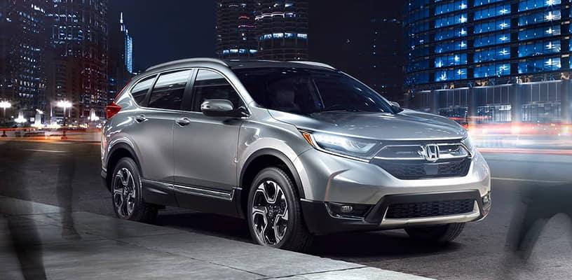 Get the Hot 2018 Honda CR-V - Garber Honda