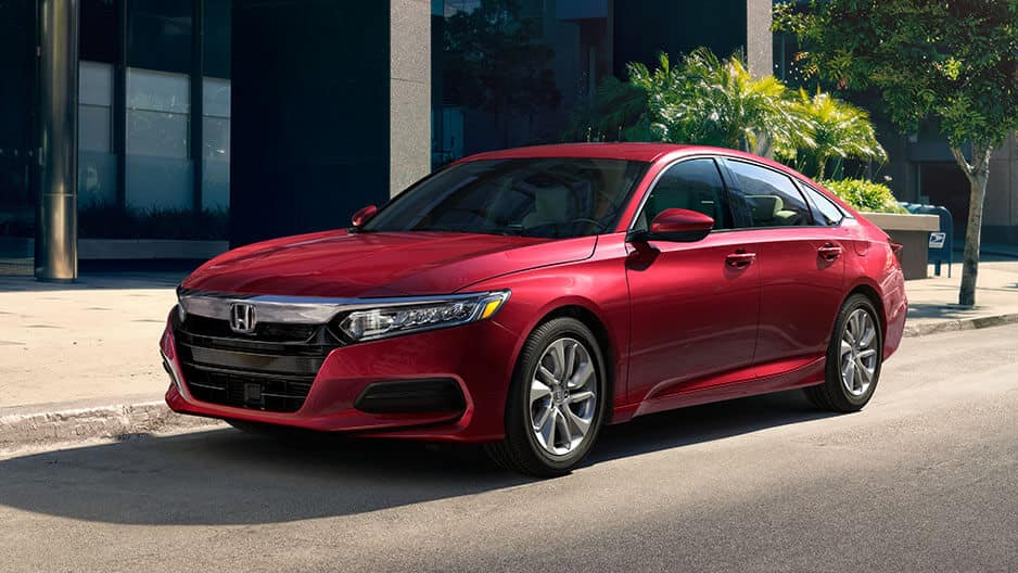 Exterior Features of the New Honda Accord at Garber in Rochester, NY