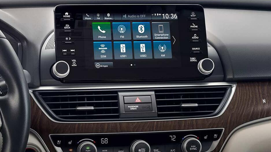 Technology Features of the New Honda Accord at Garber in Rochester, NY