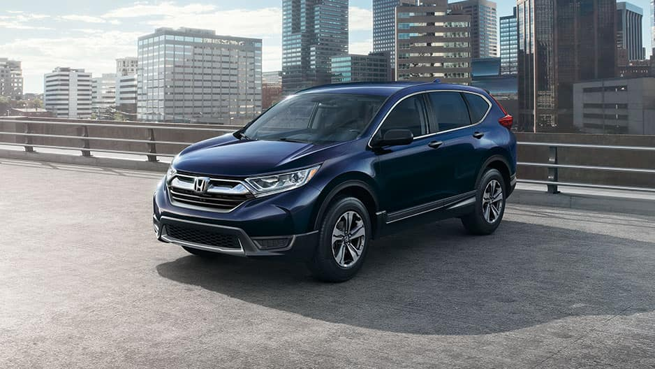 Exterior Features of the New Honda CR-V at Garber in Rochester, NY