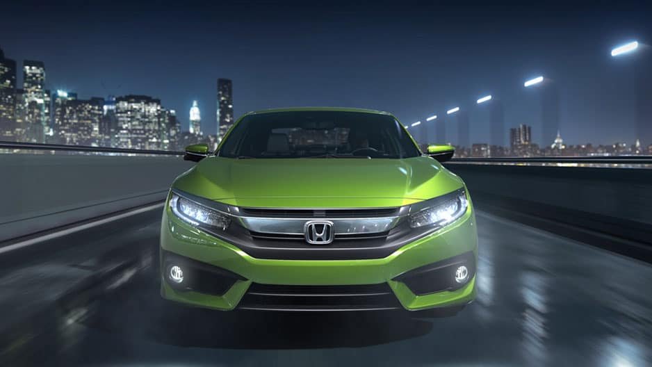 Performance Features of the New Honda Civic Coupe at Garber in Rochester, NY