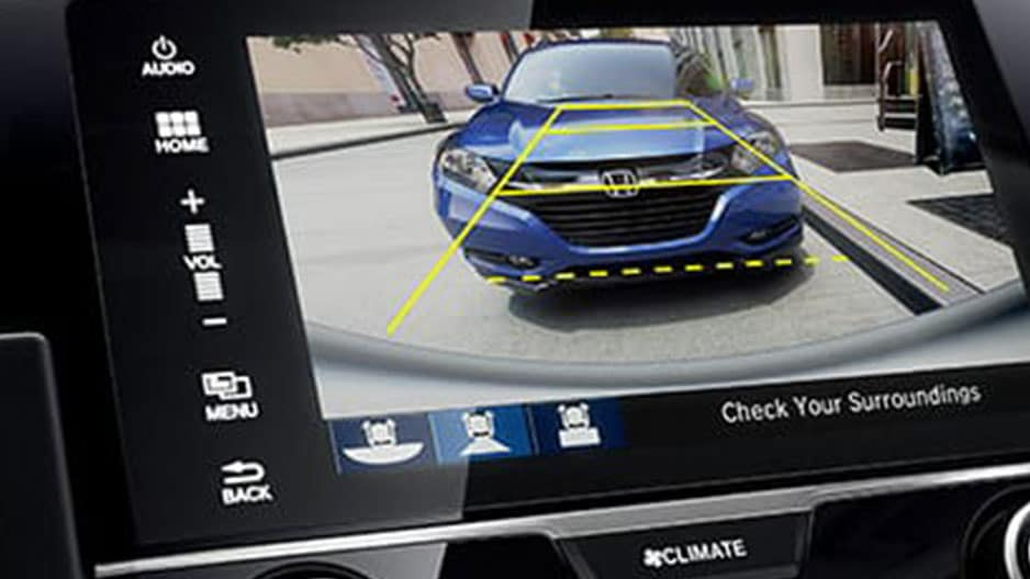 Safety Features of the New Honda Civic Coupe at Garber in Rochester, NY