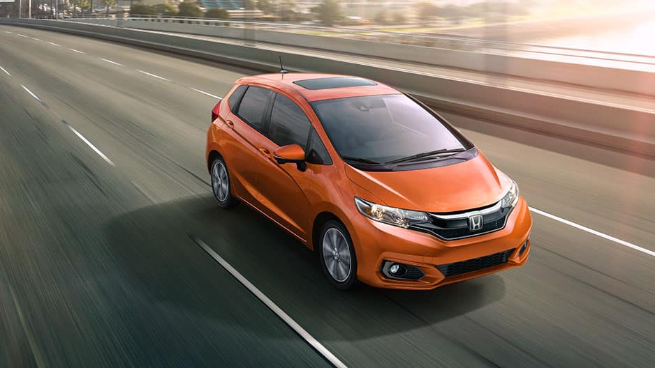 Performance Features of the New Honda Fit at Garber in Rochester, NY