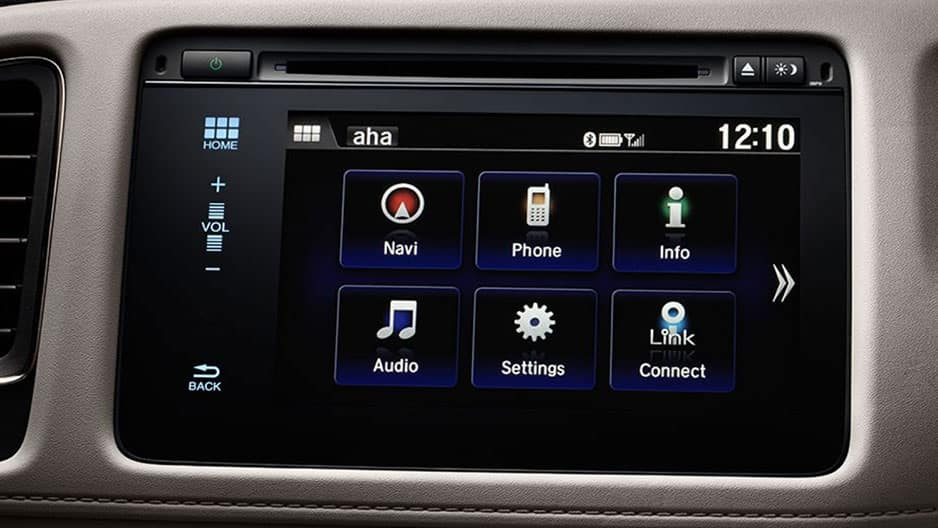 Technology Features of the New Honda HR-V at Garber in Rochester, NY