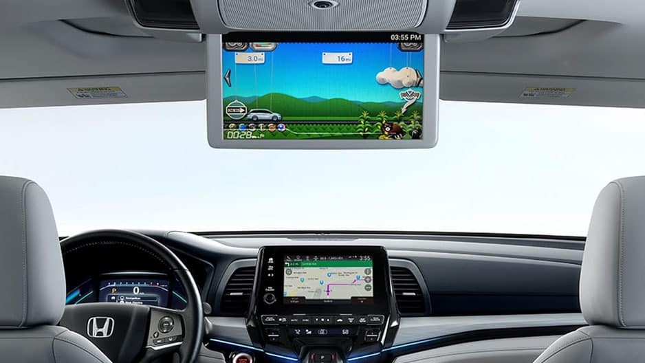 Technology Features of the New Honda Odyssey at Garber in Rochester, NY
