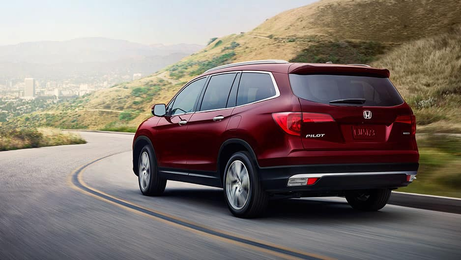 Performance Features of the New Honda Pilot at Garber in Rochester, NY