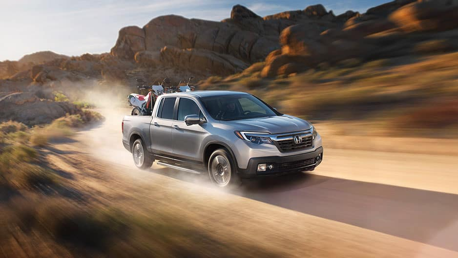 Performance Features of the New Honda Ridgeline at Garber in Rochester, NY