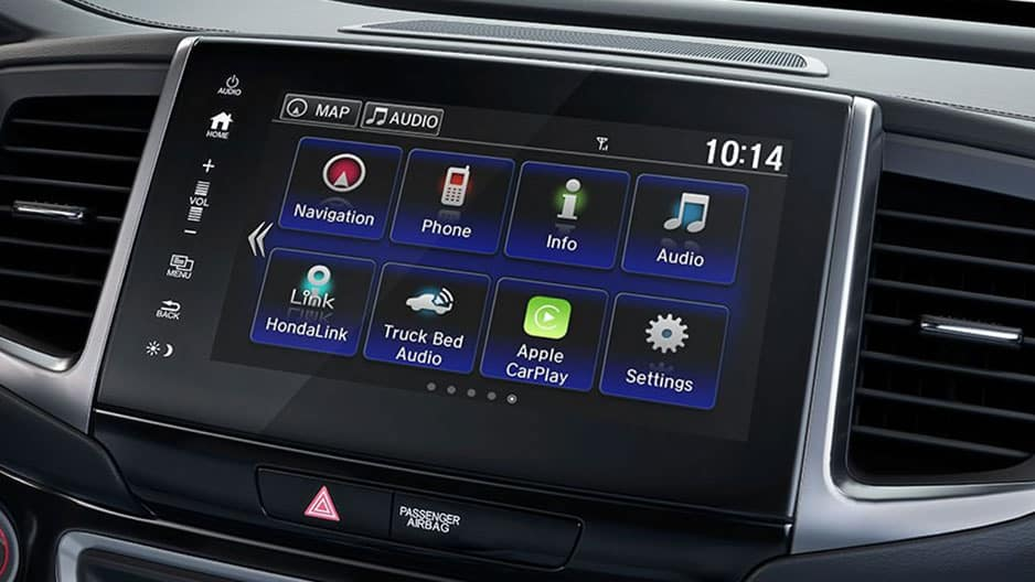 Technology Features of the New Honda Ridgeline at Garber in Rochester, NY