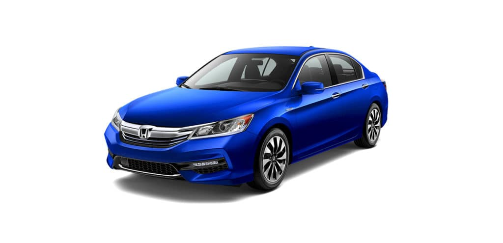 $229 per month Lease 2017 Honda Accord Hybrid
