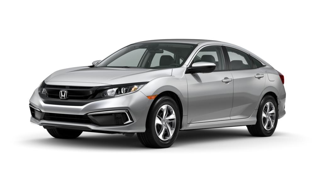 $199 per month lease 2020 Honda Civic Sedan CVT LX