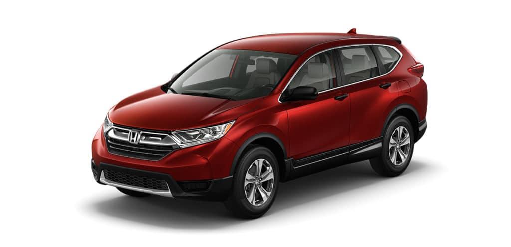 $269 per month lease 2018 Honda CR-V LX
