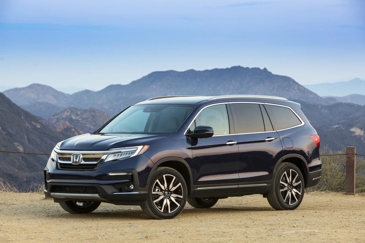 Honda Rochester Ny >> 2019 Honda Pilot's New Eyes Earn it Top Safety Pick+ Honors
