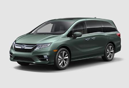 2019 Honda Odyssey 0.9% APR Special