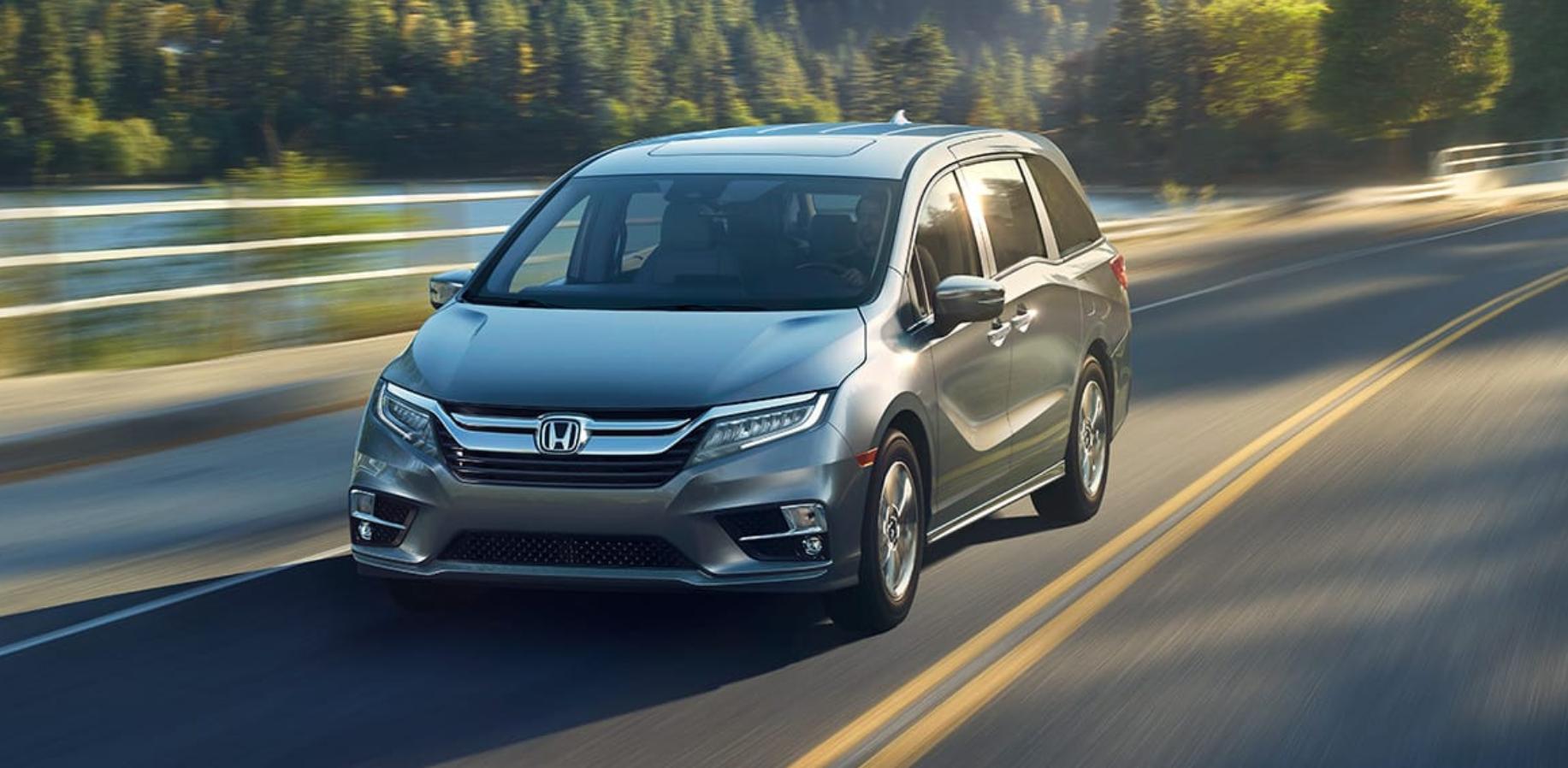 Honda Odyssey Vs  Toyota Sienna: Minivan Matchup