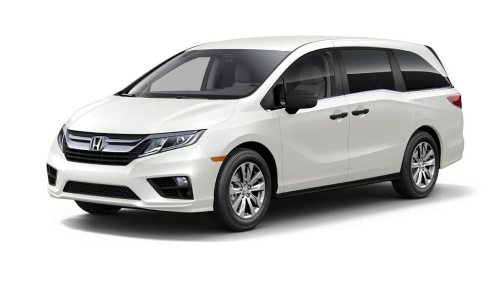 $349 per month lease 2019 Honda Odyssey LX