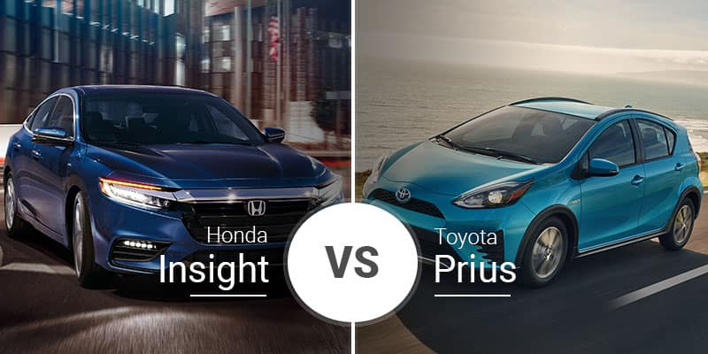 Honda Insight Vs Toyota Prius Thriftiness Shootout
