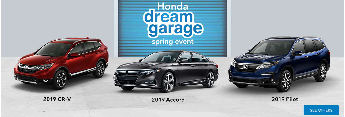 honda dream garage 2019