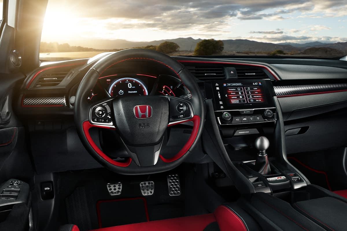 Honda Civic Type R Vs  Hyundai Veloster N