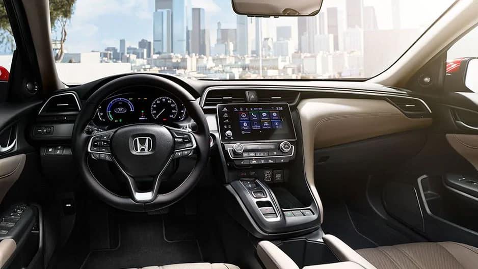 Interior Features of the New Honda Insight at Garber in Rochester, NY
