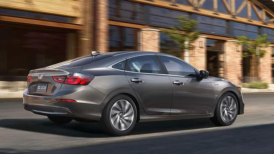 Performance Features of the New Honda Insight at Garber in Rochester, NY