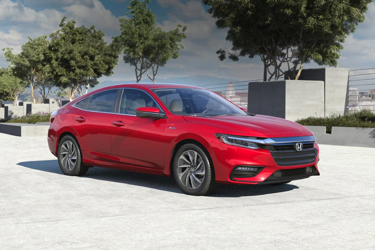 2020 Honda Insight New Model and Performance