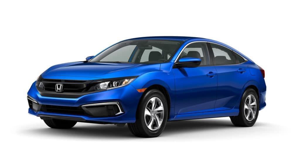 $0 Down lease 2019 Honda Civic Sedan $199 per month