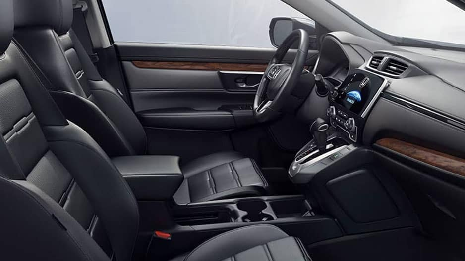 Interior Features of the New Honda CR-V at Garber in Rochester, NY