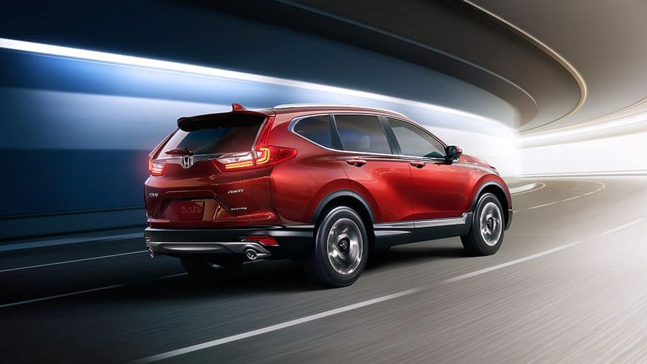 Performance Features of the New Honda CR-V at Garber in Rochester, NY