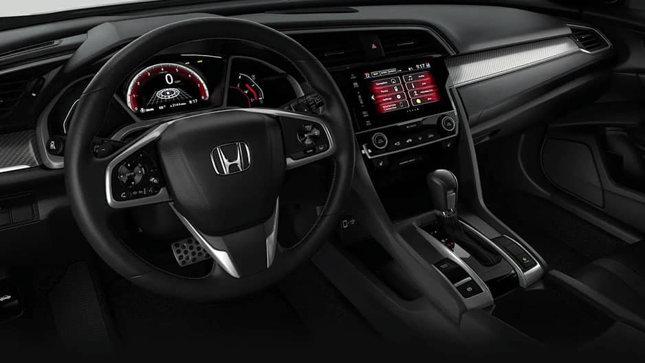 Technology Features of the New Honda Civic Hatchback at Garber in Rochester, NY