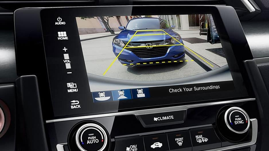 Safety Features of the New Honda Civic at Garber in Rochester, NY