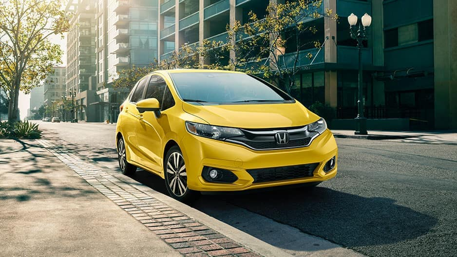 Exterior Features of the New Honda Fit at Garber in Rochester, NY