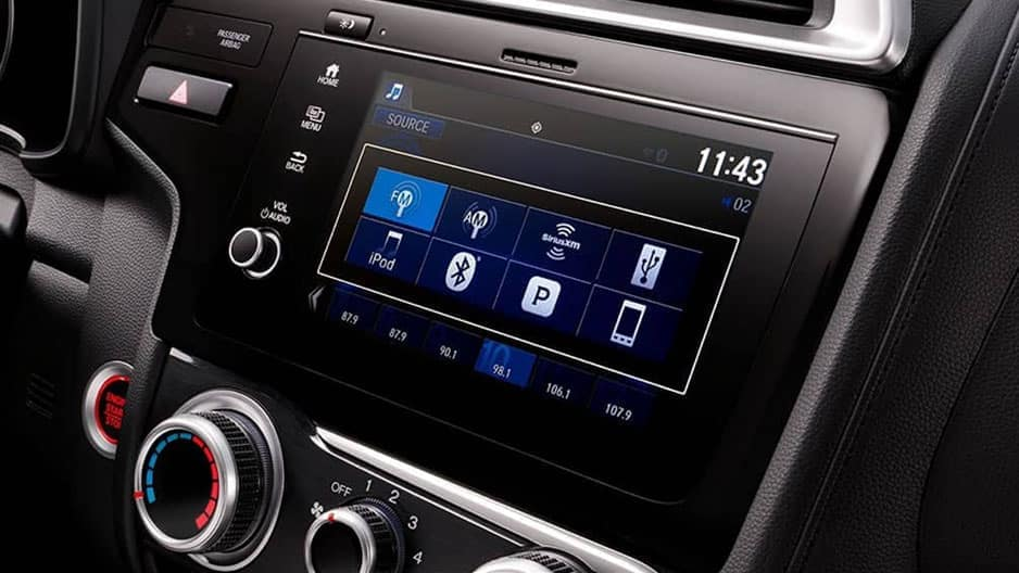 Technology Features of the New Honda Fit at Garber in Rochester, NY