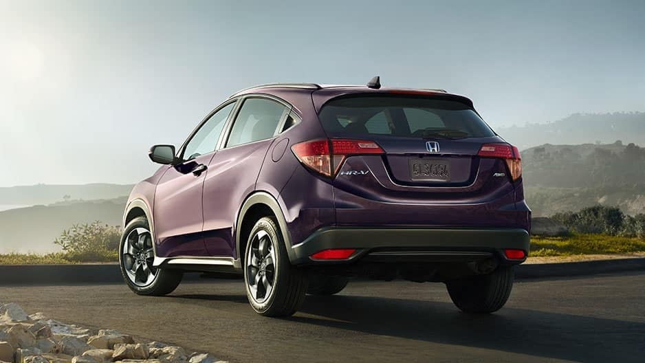 Exterior Features of the New Honda HR-V at Garber in Rochester, NY