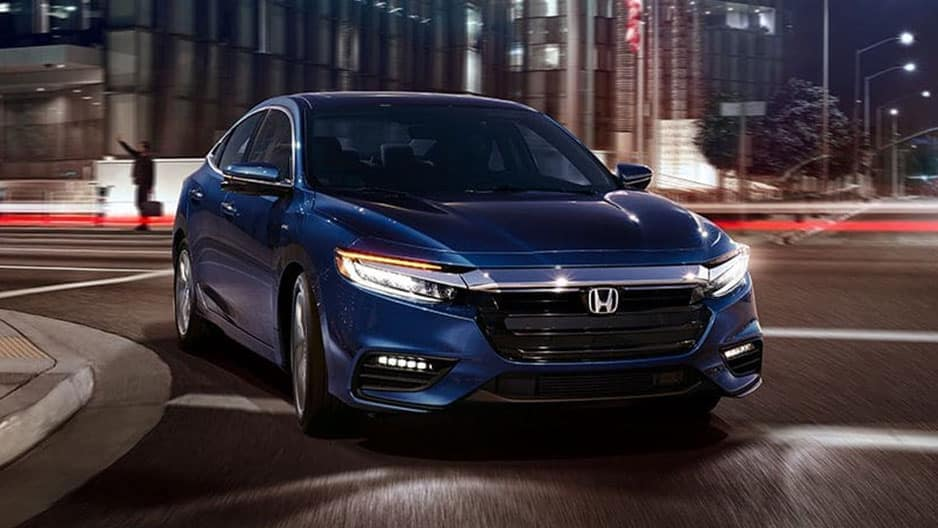 Exterior Features of the New Honda Insight at Garber in Rochester, NY