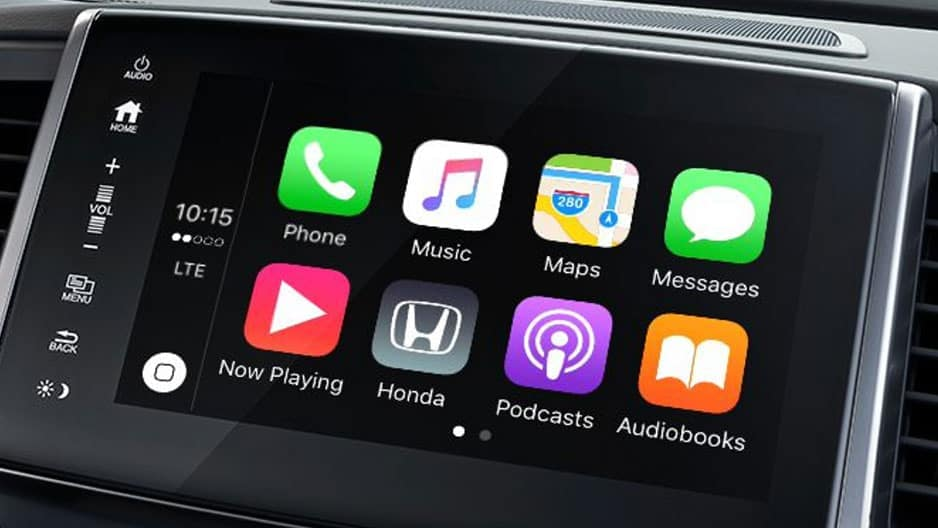 Technology Features of the New Honda Pilot at Garber in Rochester, NY