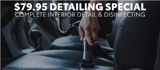 $79.95 Detailing Special