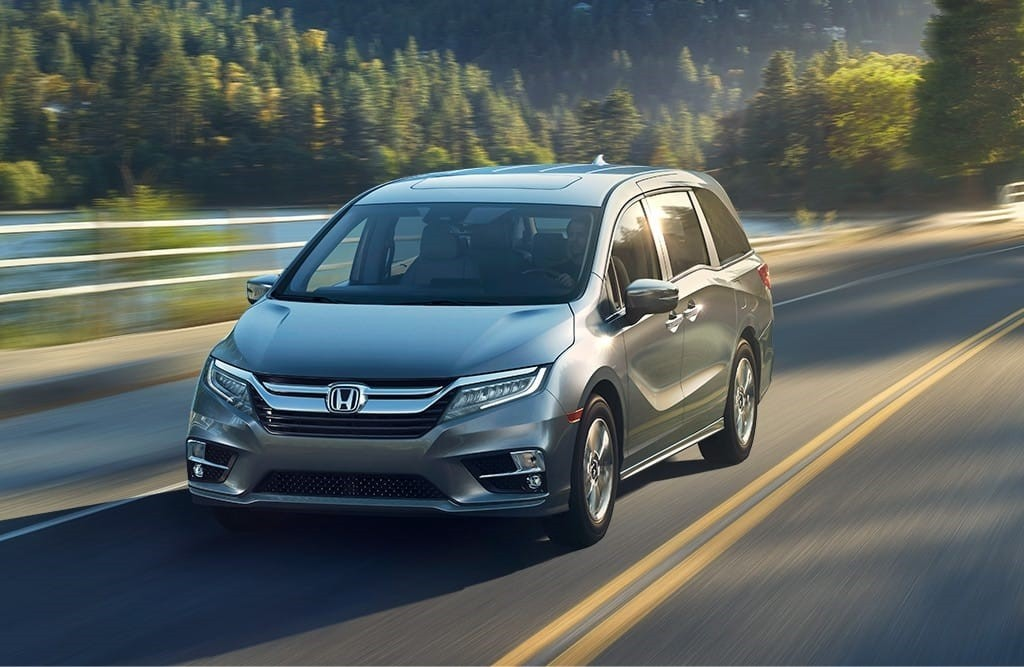 Great 2018 Honda Minivan Odyssey Gainesville Fl Dealer