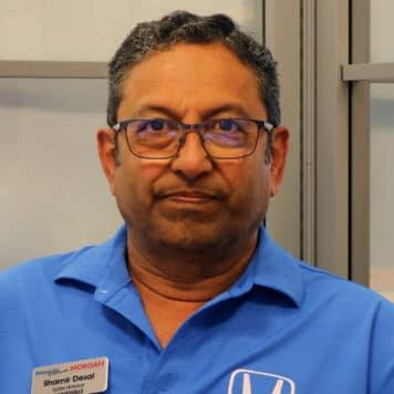 Shamir Desai