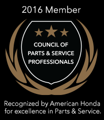 Council of Parts & Service Professionals