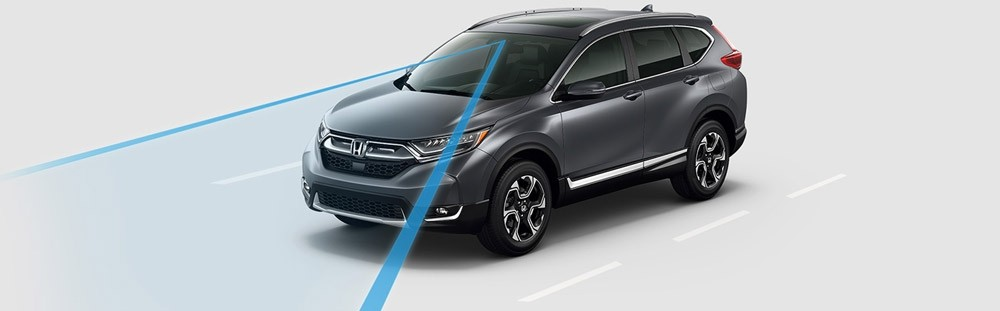 2017 Honda CR-V Safety Sensing