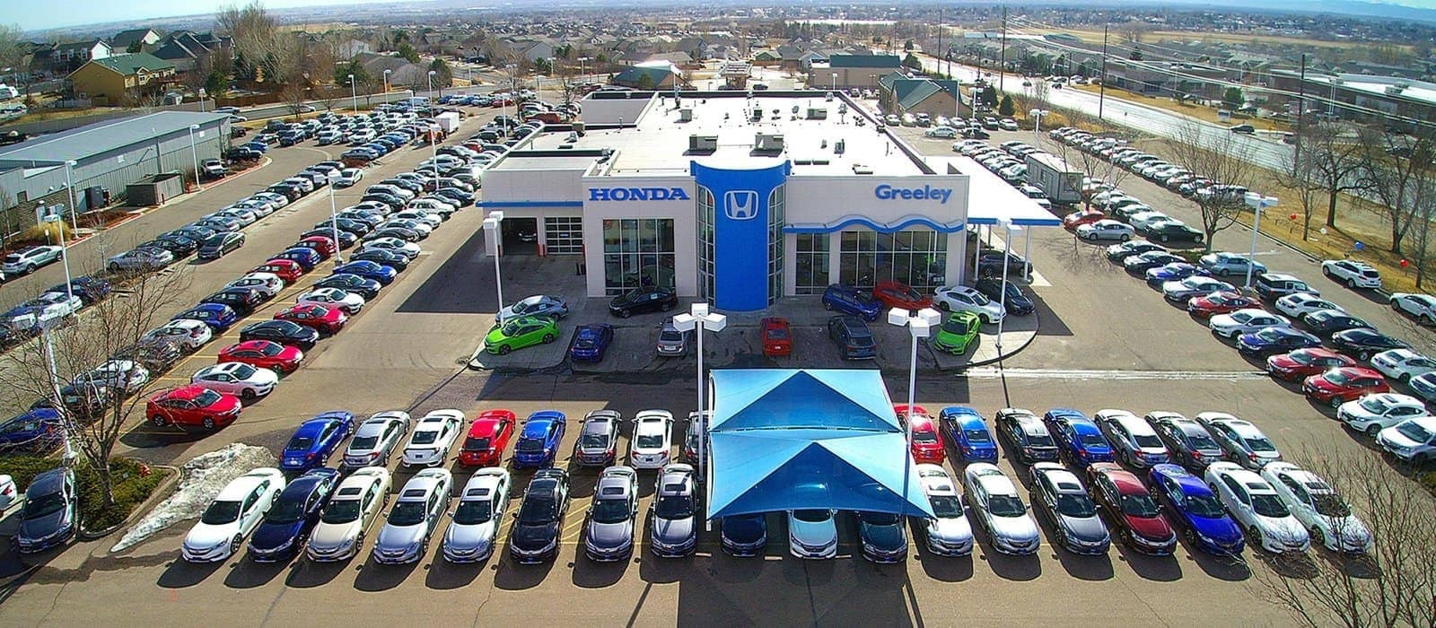 Honda Of Greeley >> Honda And Used Car Dealer Greeley Co Honda Of Greeley