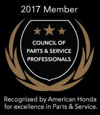 Council of Parts & Service Professionals 2017 Member