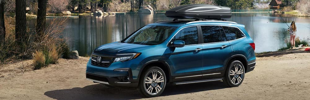 2018 Honda Pilot Engine Specs Awd Honda Suvs Greeley