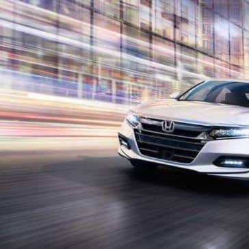 2019 Honda Accord performance view