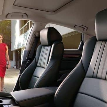 2019 Honda Accord seating